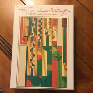 Frank Lloyd Wright Holiday Card Assortment NIB